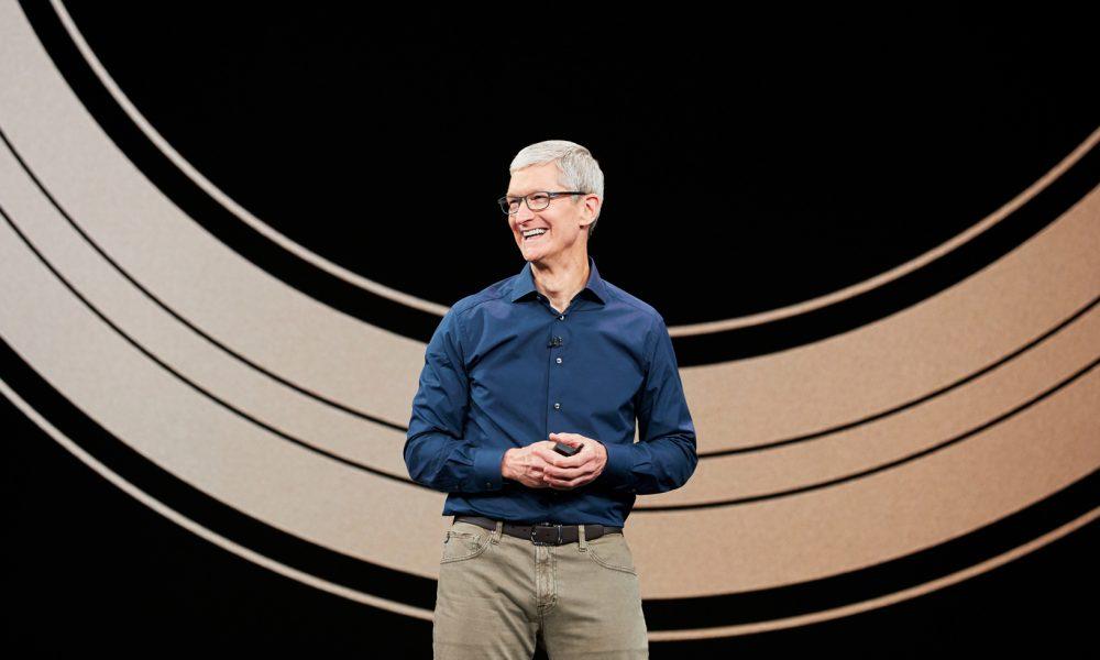 Tim Cook Apple CEO