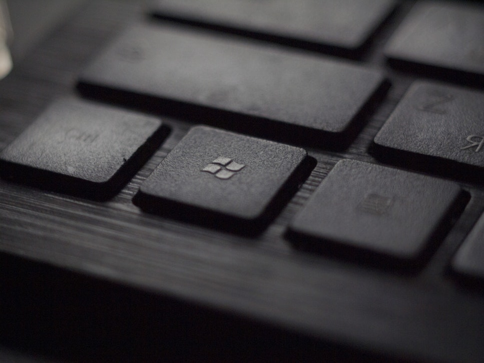 Microsoft Window Key