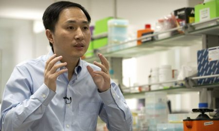 He Jiankui, the scientist who claims on first genetically modified babies