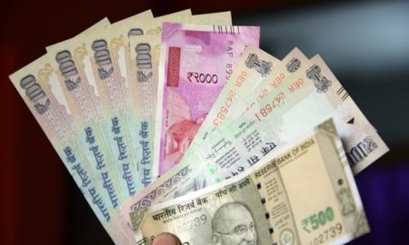 Picture of Indian currency