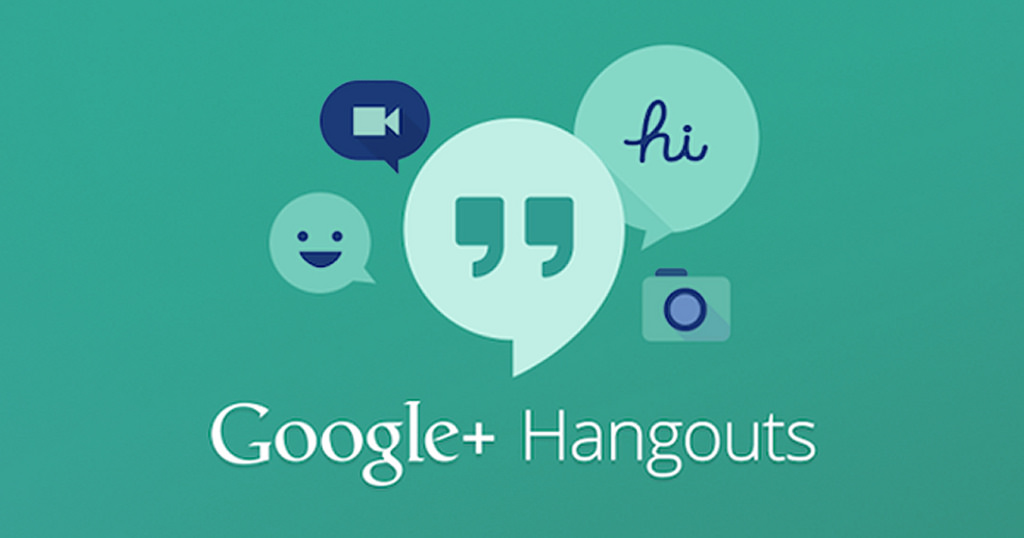 logo of Google Hangout services