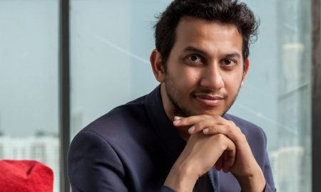 Picture of Ritesh Agarwal, Founder of Oyo Rooms