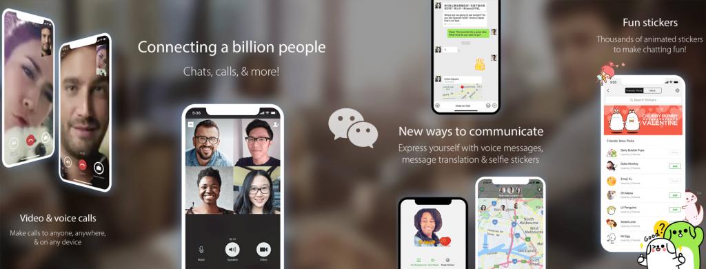 WeChat screen shot