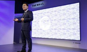 Samsung's The Wall TV