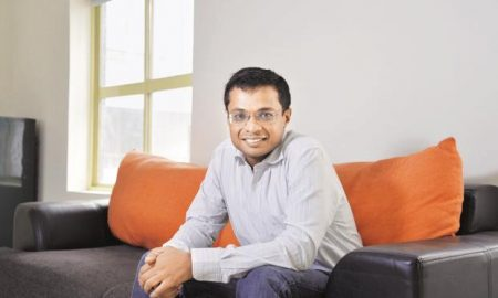 Sachin Bansal, Founder of Flipkart.