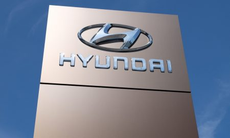 Official logo of Hyundai Motors
