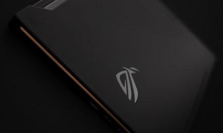 Asus flagship gaming laptop picture