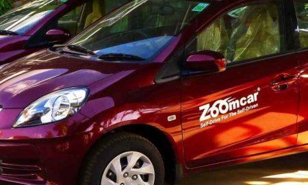 Self driving car rental startup Zoomcar