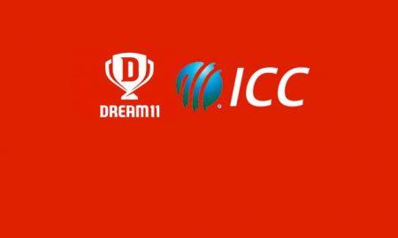 Offical logo of Dream11