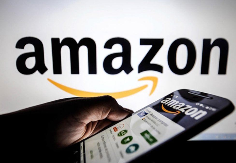 Official logo of Amazon