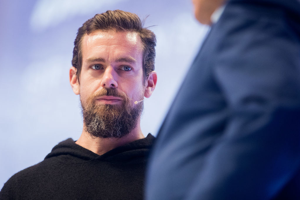 CEO of Twitter attends 'dmexco' in Cologne