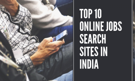 Top 10 Online Jobs Search Sites In India