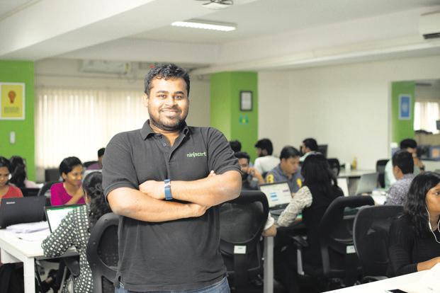 Thirukumaran Nagarajan, chief executive and co-founder, Ninjacart