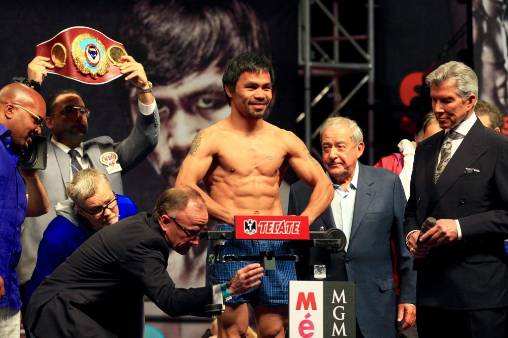 Manny Pacquiao Launching Cryptocurrency