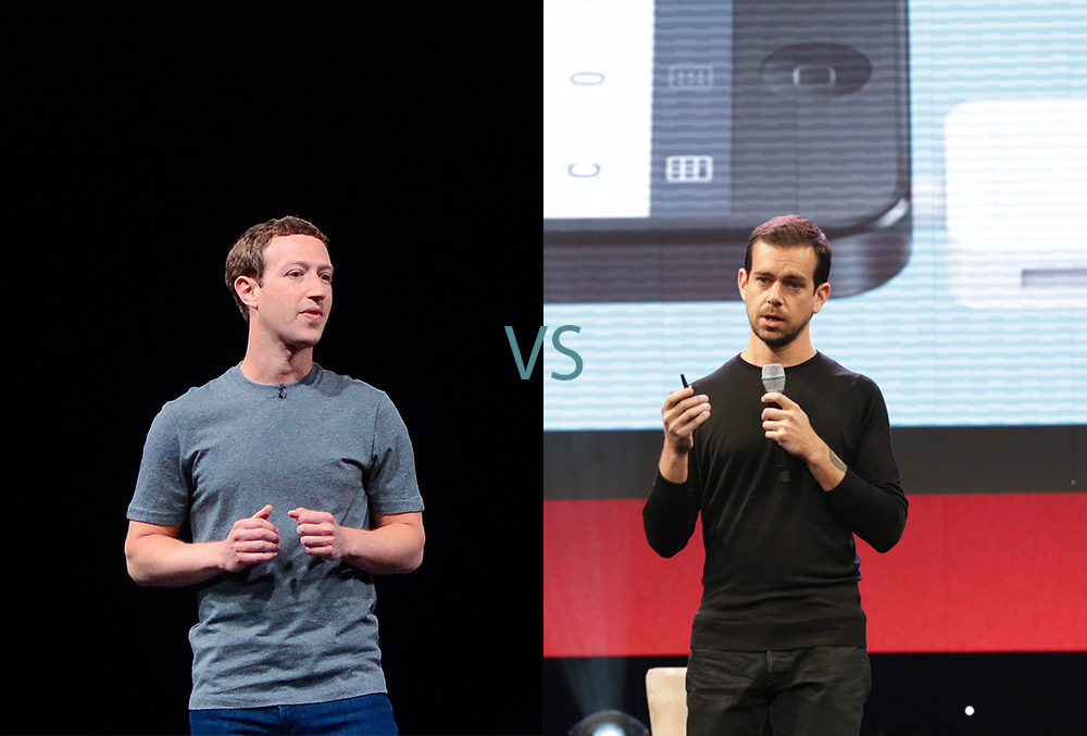 Jack-Dorsey-vs-Mark-Zuckerberg