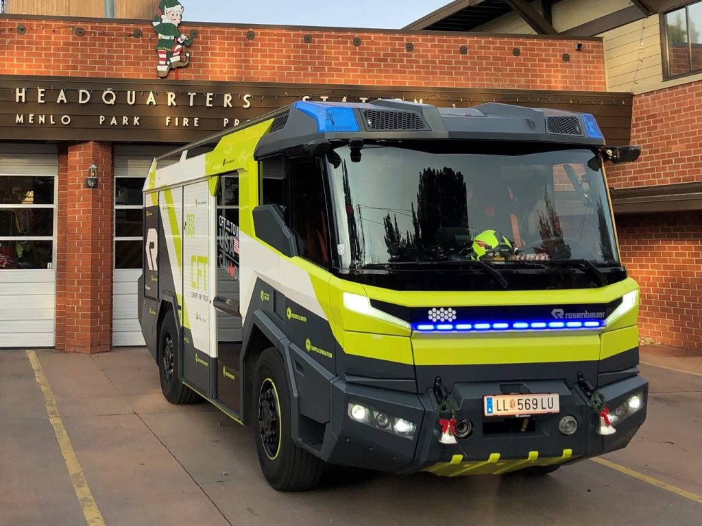 Electric-Fire-truck