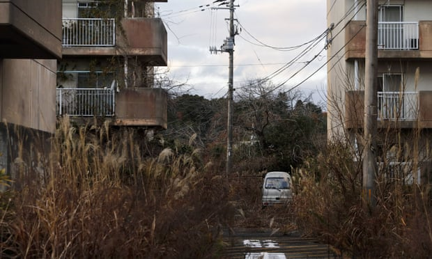 Fukushima after the earthquake and tsunami