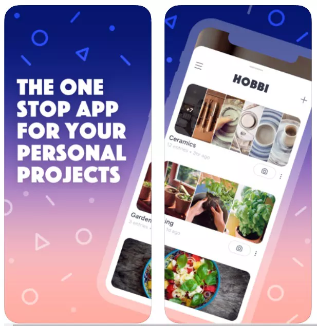 Facebook Releases Pinterest Clone App Named 'Hobbi'