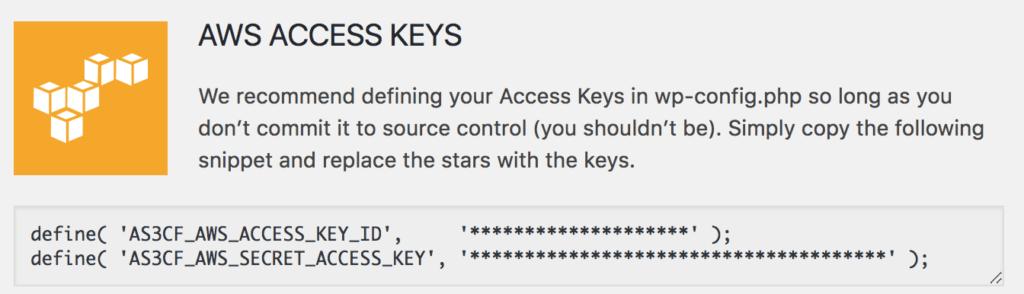 wp-dashboard-access-keys