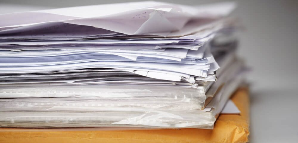 Documentos para Imposto de Renda 2019