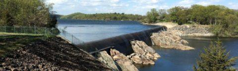 NJDWSC Wanaque Reservoir Dam