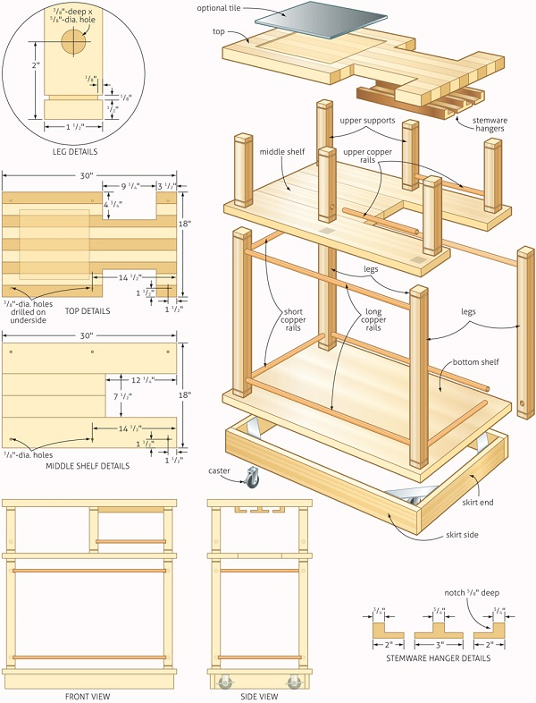 Tantra Chair Building Plans Video