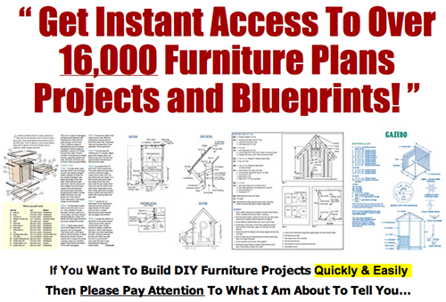 Furniture Plans Online Free