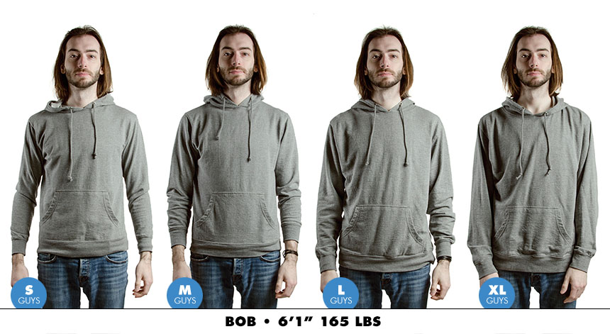 Hoodie male lightweight 2