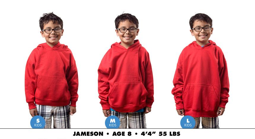 Kids hoodie 1