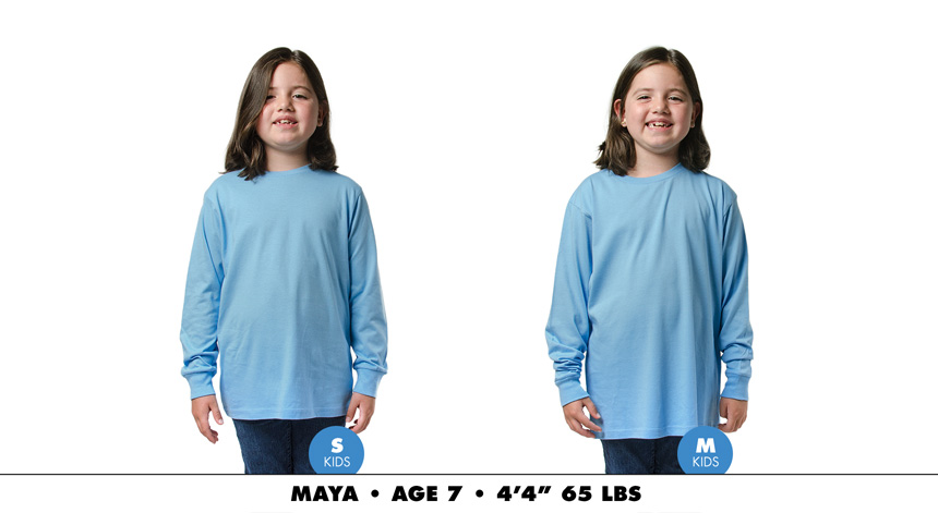 Kids long sleeve 3