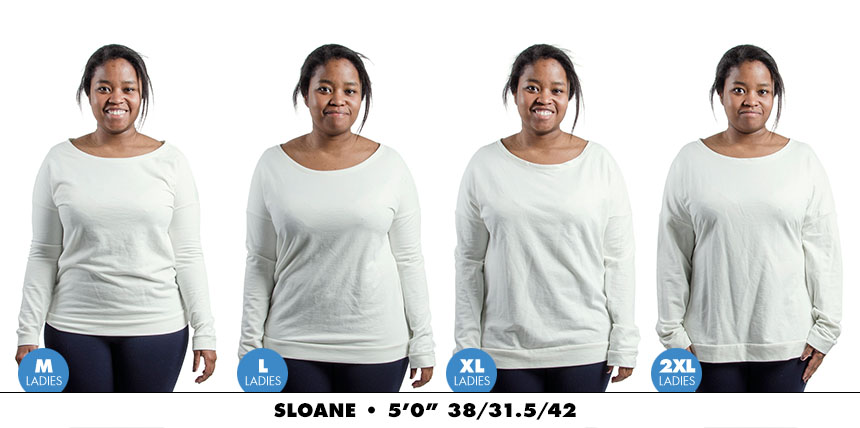 Longsleeve female scoop 4