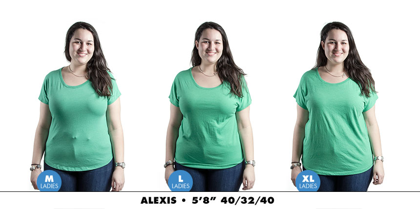 Tee female dolman 1