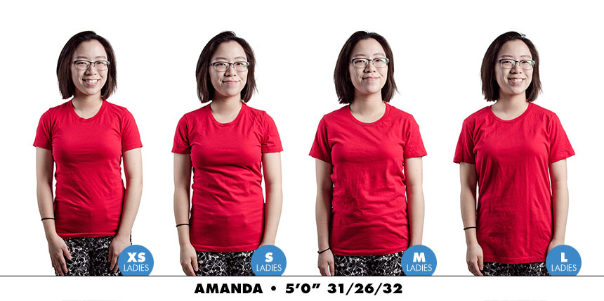 Tee female regular 2