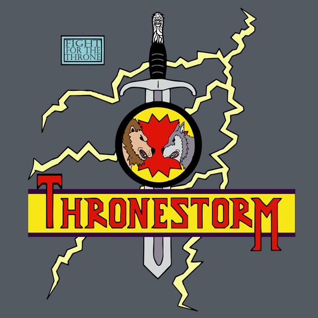 THRONESTORM