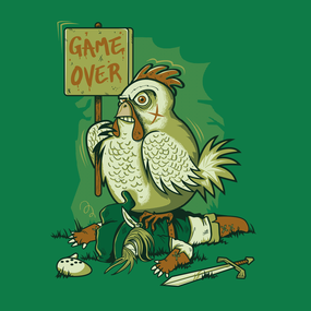 GAME OVER LINK