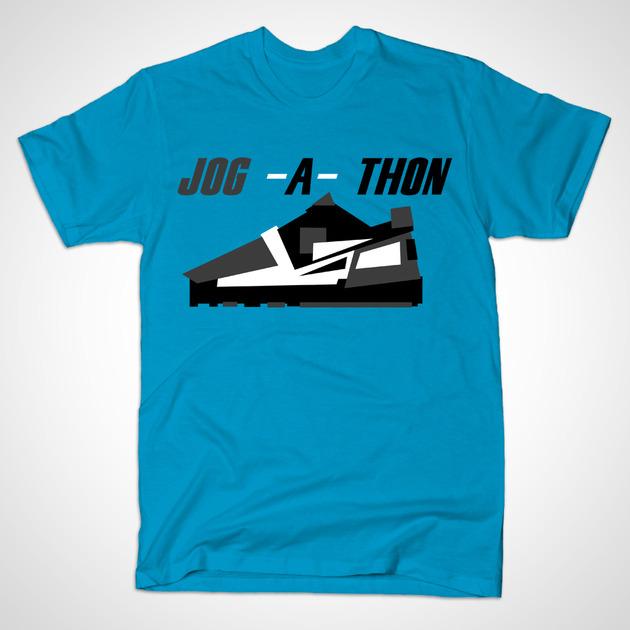 T-Shirts, Jog-A-Thon Running Shirt | TeePublic