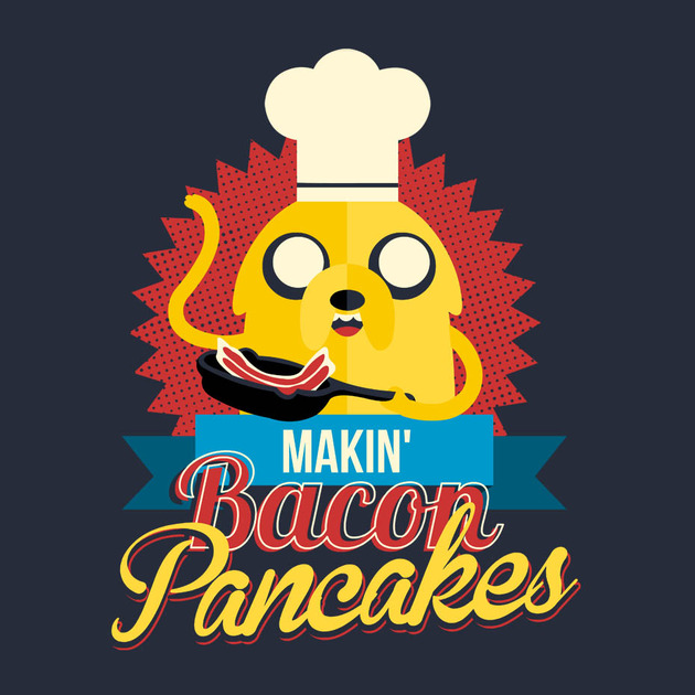 Bacon Pancakes Recipe — Dishmaps