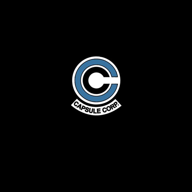 Capsule Corps Shirt Capsule Corp Logo Capsule Corp