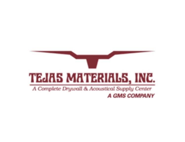 NONSTOCK WALLBOARD at Tejas Materials, Inc