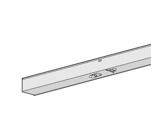 12 ft x 1 1/4 in x 1 1/4 in Armstrong Locking Angle Molding - LAM12