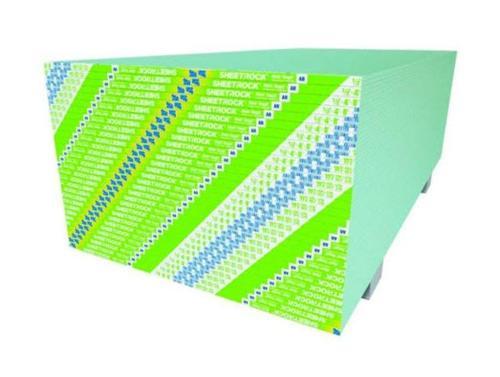 5/8 in x 4 ft x 9 ft USG Sheetrock Brand Mold Tough Gypsum Panels
