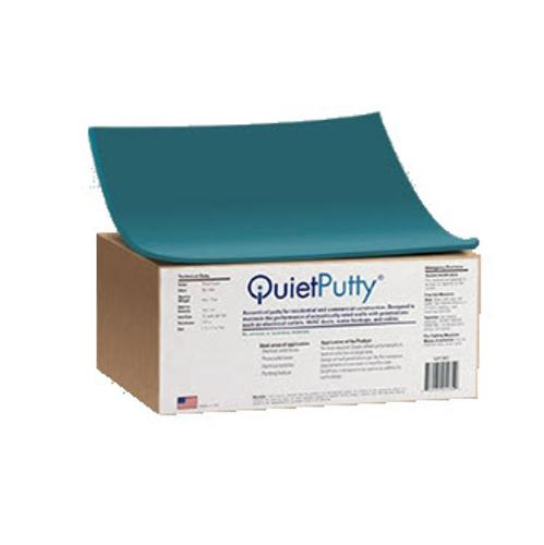 7 1/4 in x 7 1/4 in PABCO QuietRock QuietPutty Acoustical Putty