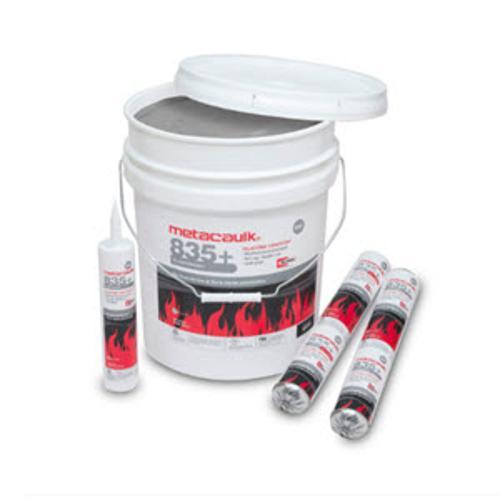 Rectorseal Metacaulk 835+ Firestop Silicone Sealant - 10.3 oz Tube