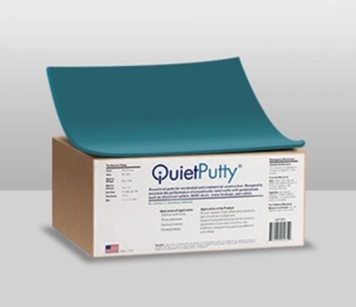 7 in x 7 in QuietRock QuietPutty
