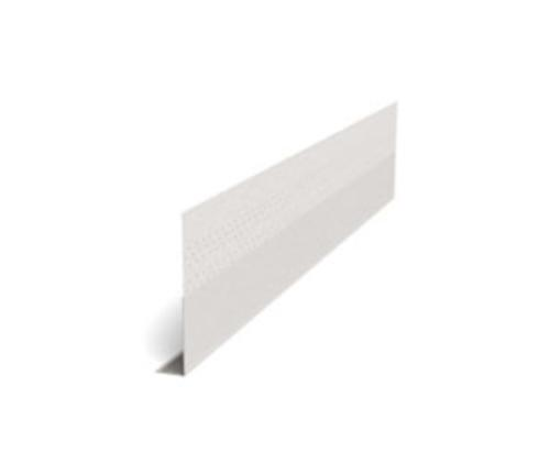 5/8 in x 10 ft Paper Faced L Shaped Metal Bead