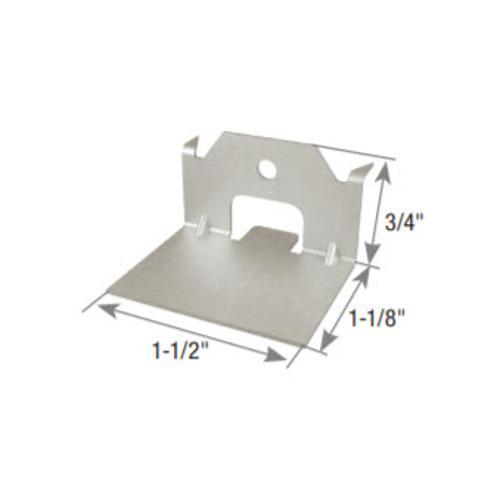 1 1/2 in x 1 1/8 in x 3/4 in 20 Gauge G90 USP Drywall Clip