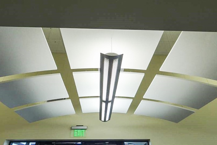 Tejas Materials Inc Acoustical Ceilings