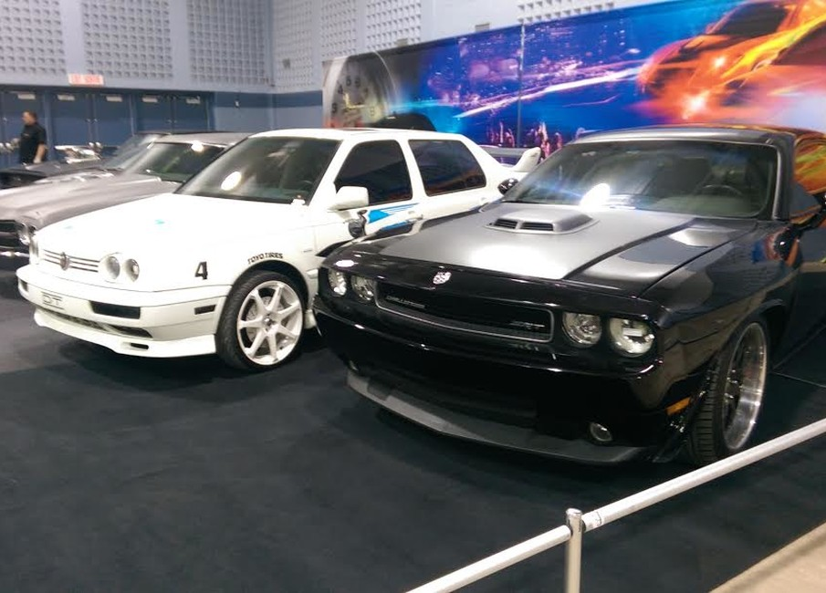 TelegraphJournal - Fast and furious car show