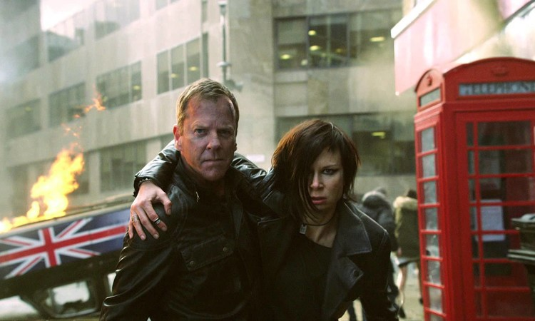 Jack bauer kiefer sutherland was thrown out of a london