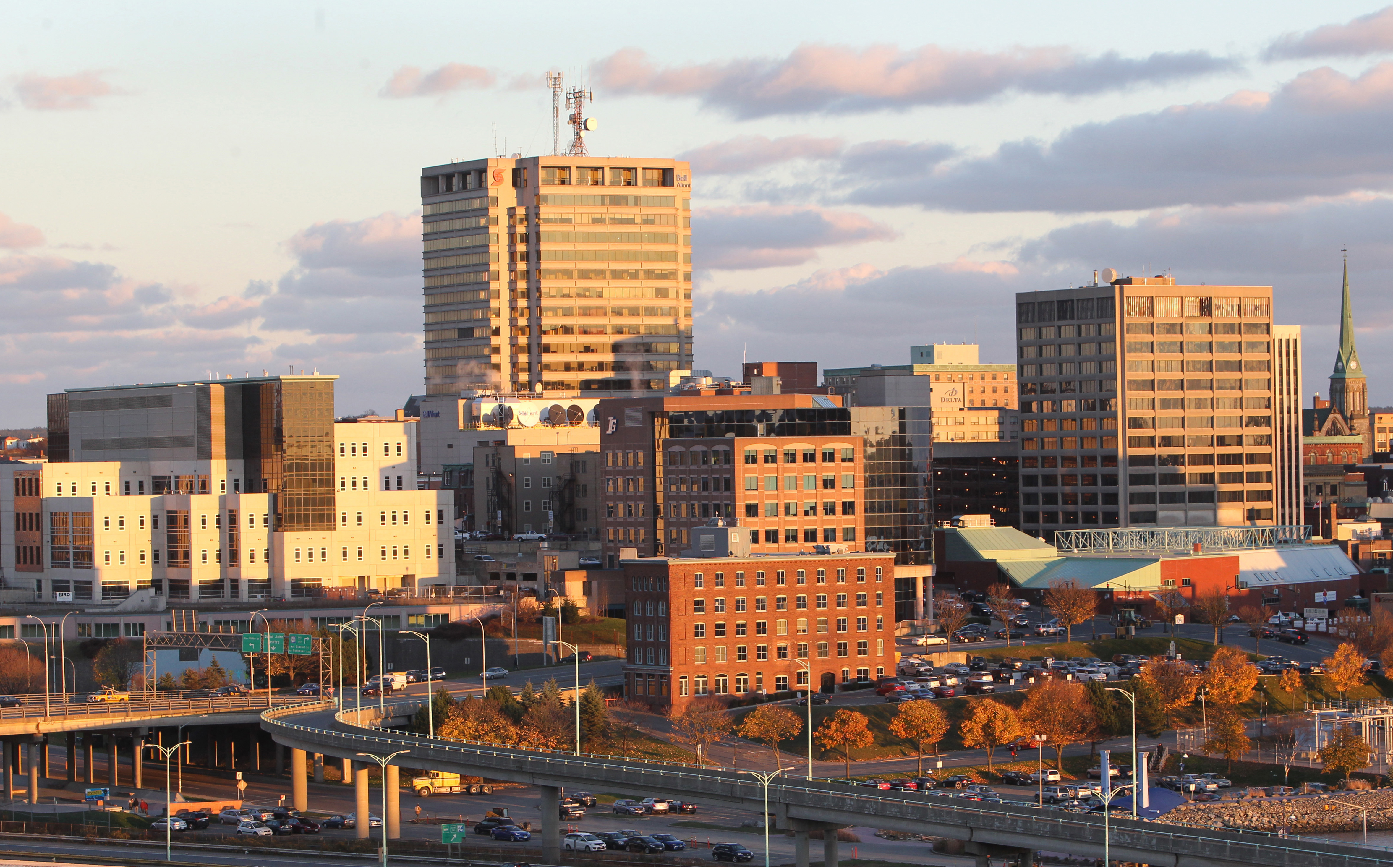 Saint John city Affordable places to live in Canada